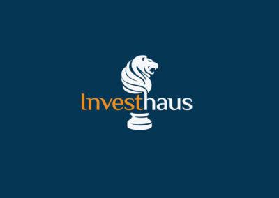 Investhaus Logo Design