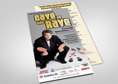Cave to the Rave Promotional DL