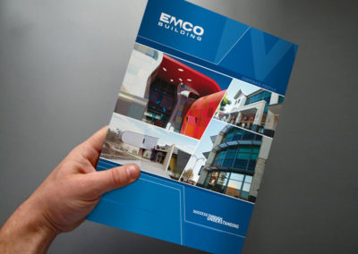 EMCO Building Corporate Brochure Cover