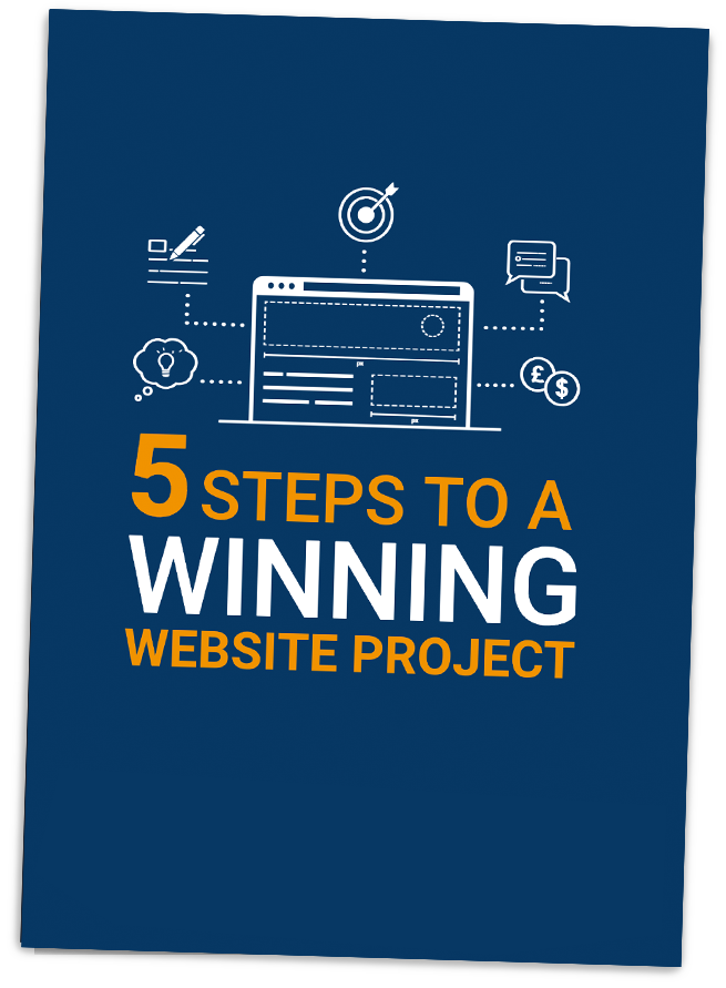 Five Steps for a Winning Website Design Project 2